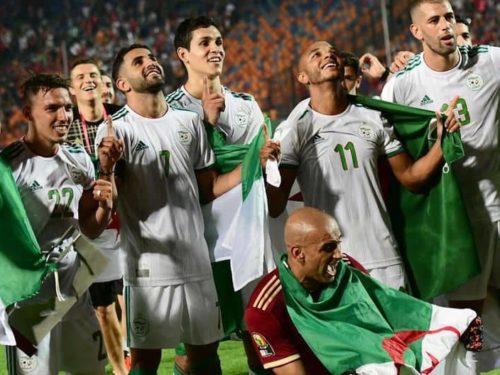 CAN 2019 : La presse africaine accuse les Algériens de dopage