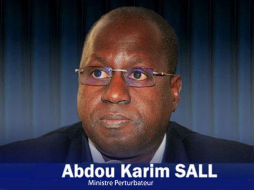 Abdou Karim SALL : « il n'y a pas eu de surcharge, la pirogue a une capacité de 40 personnes, il y avait 41 personnes »