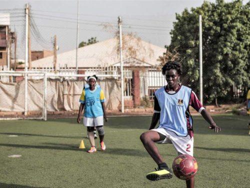 L'après El-Béchir : Le Soudan lance sa première ligue féminine de football