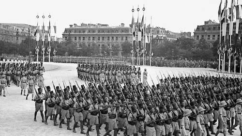 15 août 1944 : Il y a 75 Ans, Les Tirailleurs Africains Libéraient La Provence