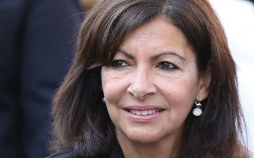 Maire de Paris, Anne Hidalgo « comblée d'apprendre la grâce accordée à Khalifa SALL ».