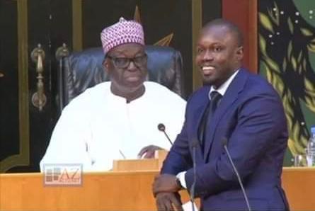 Ousmane SONKO : « En voulant agir contre moi, cette commission politique n'a fait que confirmer… »