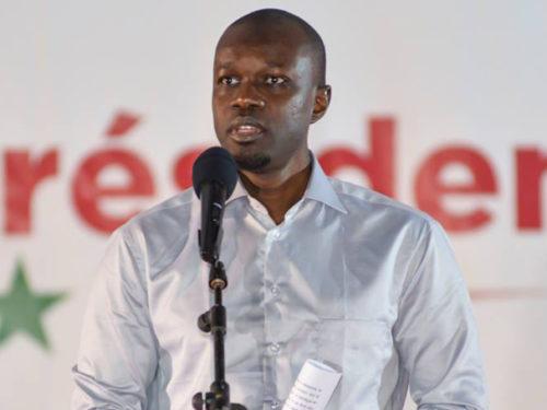 Ousmane SONKO : « ils cherchent à me rendre inéligible »