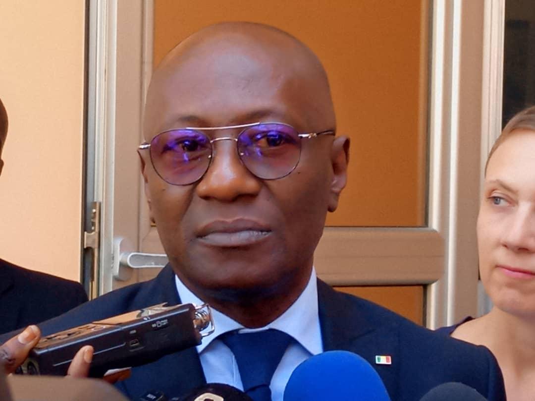 Attaque du siège du journal «Les Echos» : Le ministre de la Culture et de la Communication réagit