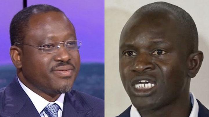 MANDAT D'ARRET INTERNATIONAL CONTRE GUILLAUME SORO : Babacar Diop accuse Ouattara de copier Macky dans les cas Khalifa  et Karim