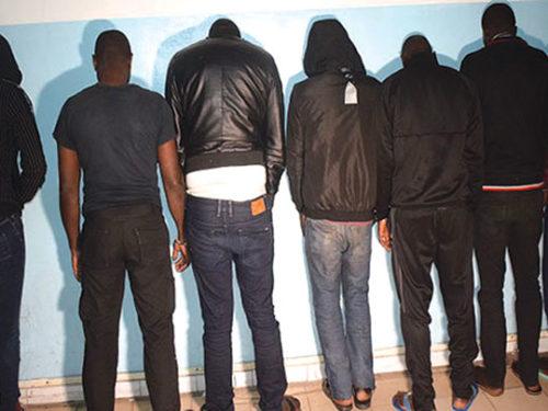 CAMBRIOLAGES EN SERIES : Les hors-la-loi sèment la terreur à Touba