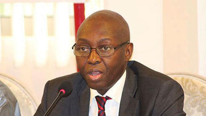 Mamadou Lamine DIALLO : «C'est le FMI qui est à la base du report des JO de la jeunesse»