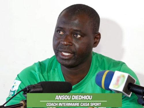 Ansou Diadhiou demande patience