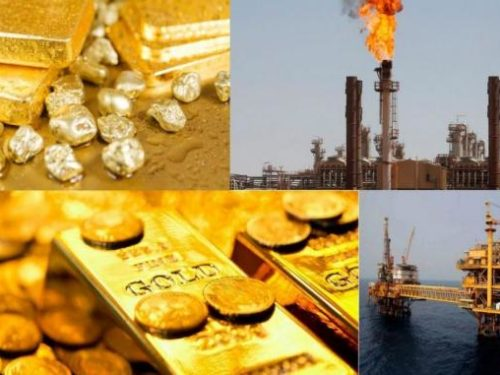 CoronaVirus: le cours mondial du pétrole chute, celui de l'or grimpe