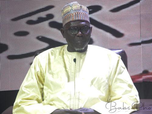 Moustapha DIAKHATE: « «La Fatwa d'Aly Ngouille NDIAYE sur le nombre de personnes dans les mosquées : un attentat… »