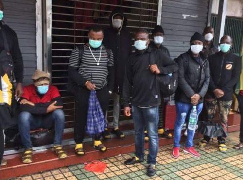 Chine : 61 sénégalais maltraités, certains envoyés en prison