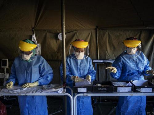 Coronavirus: l'Afrique du Sud franchit la barre des 10.000 cas confirmés