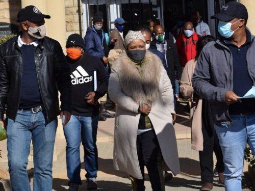 Lesotho : l'ex-première dame retourne en prison