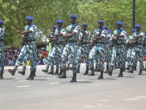 Fatick :  5 élèves gendarmes testés positifs