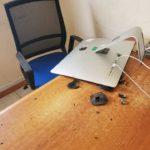 «Hospitalisation de Serigne Moustapha SY» : Les locaux du quotidien «les Echos» saccagés (Photos)